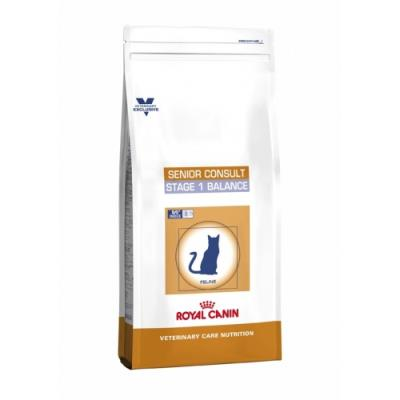 Royal canin veterinary care - senior consult stage 1 balance - 1,5 kg