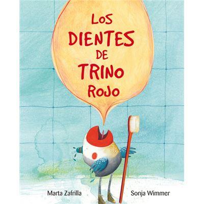 Los Dientes De Trino Rojo - [Livre en VO]