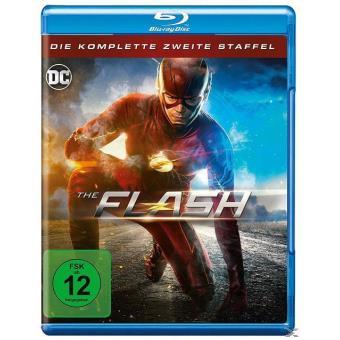 The Flash - Seizoen 2 Bluray Box