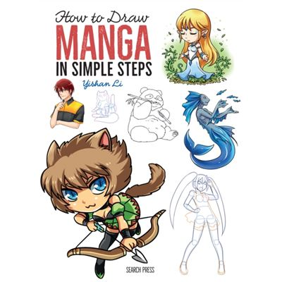 How To Draw Manga In Simple Steps