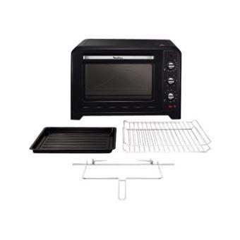 Moulinex Optimo YY2917FB - elektrische oven - zwart