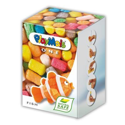 PlayMais - Playmais - One : Poisson