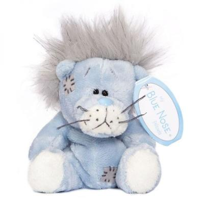 Blue nose friends lion 4 inch 10cm tall carte blanche rus-gyw1718