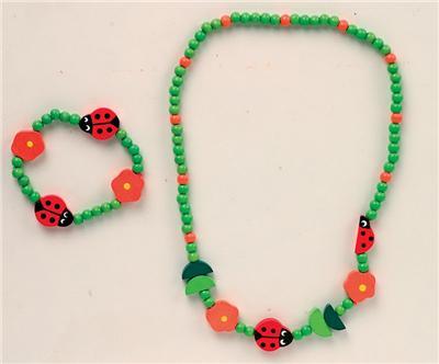 Parure collier et bracelet \