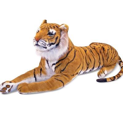 Enorme Peluche Tigre Grandeur Nature Peluche géante 170 cm Haute qualité