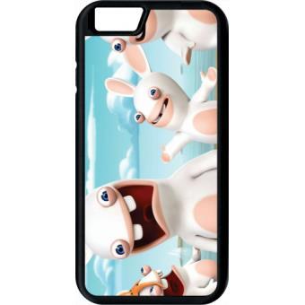 coque iphone 6 lapin
