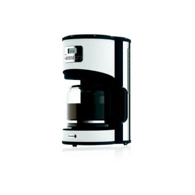Cafetière programmable BREVILLE Opula VCF068X-01 Blanc