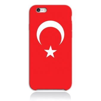 coque iphone 6 drapeau turquie