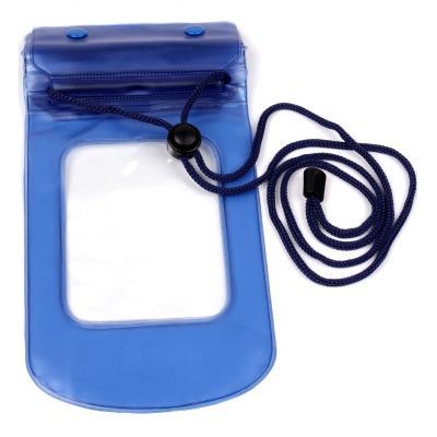 Etui Housse bleu étanche pour appareil photo Panasonic DMC-TZ40EF-S