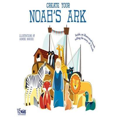 Create Your Noah's Ark - [Livre en VO]