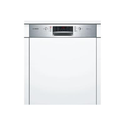 Bosch Serie 4 SMI46AS04E lave-vaisselle - intégrable - inox