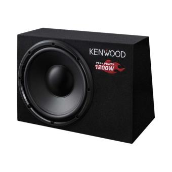 Enceintes Voiture KENWOOD KSCW1200B NOIR