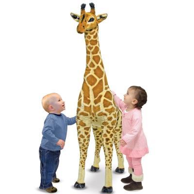 Enorme Peluche Girafe Jouet Peluche géante 140 cm très Haute qualité