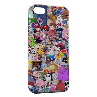 coques iphone 7 personnages
