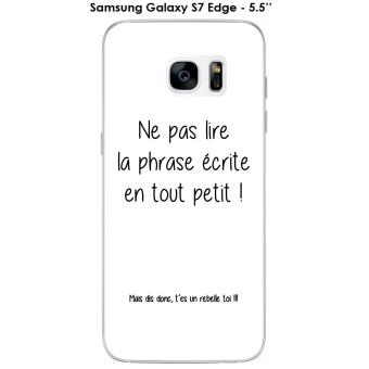 coque samsung s7 edge original