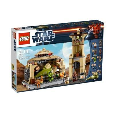 LEGO STAR WARS - Le Palais de Jabba