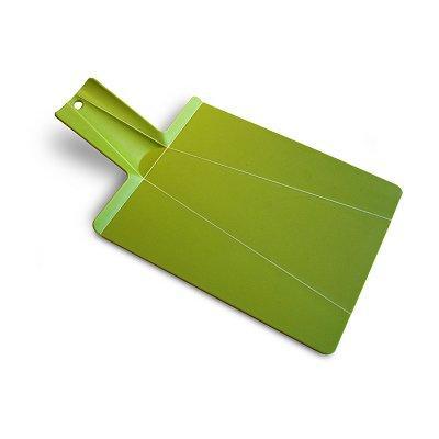Joseph Joseph - Planche à découper cuillère - Chop2Pot - Rectangle 27 x 22 cm : Vert