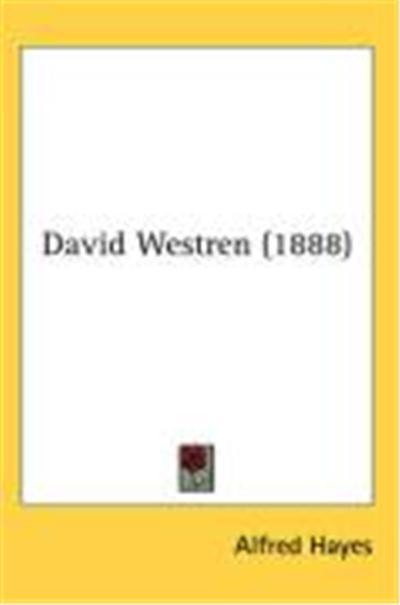 David Westren (1888)