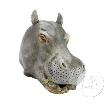 Masque Hippopotame En Latex Masques Achat Prix Fnac