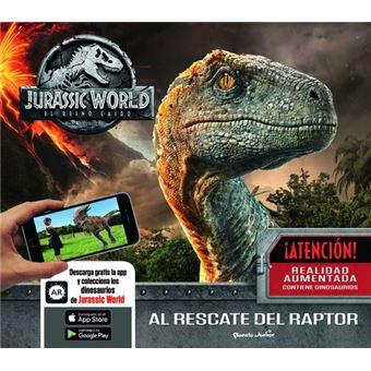 Jurassic world-reino caido-al resca