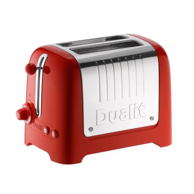 DUALIT 26221 - TOASTER LITE - 2 TRANCHES - ROUGE