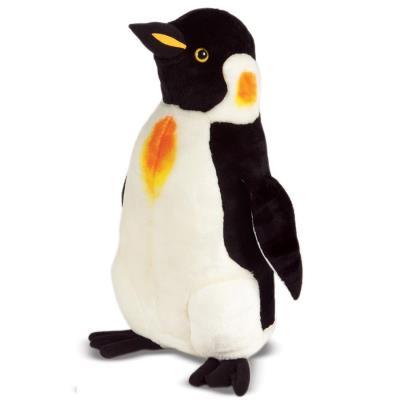 Enorme Peluche Pingouin Grandeur Nature Peluche géante 60 cm Haute qualité