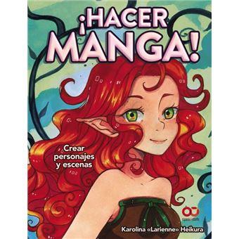 Hacer manga-crear personajes y esce
