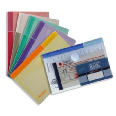 Tarifold pochette de protection, en pp, format a6, assorti 510289