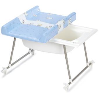 Geuther Table A Langer Combine Aqualight Baignoires Achat Prix Fnac