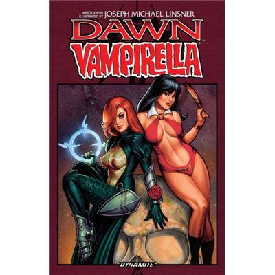 Dawn / Vampirella (Hardcover)