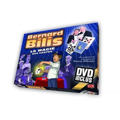 Coffret cartes b. Bilis + dvd