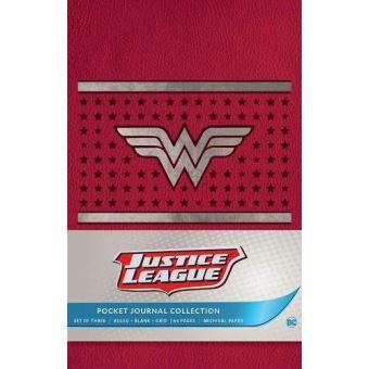 Dc comics: justice league pocket jo