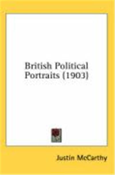British Political Portraits (1903)