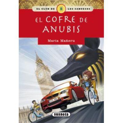 El Cofre De Anubis - [Livre en VO]
