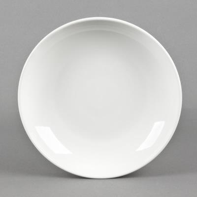 Porcelaine blanche blanc*ass.couscous 26cm porcel