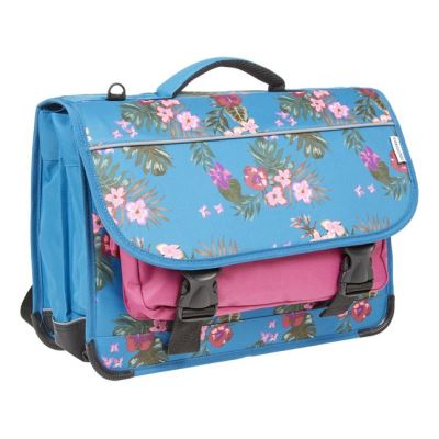 Kangourou cartable Flower 44 cm