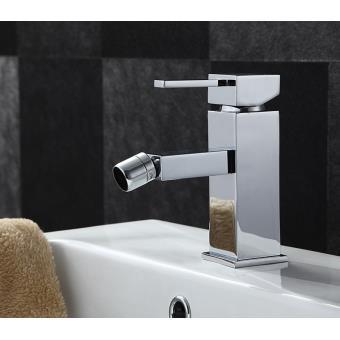 mitigeur de bidet chrom robinet mitigeur salle de bain design en laiton et zinc cartouche cramique robinetterie achat prix fnac