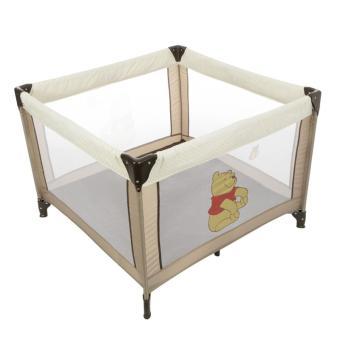 lit parc carr dream n 39 square winnie l 39 ourson disney hauck parcs achat prix fnac. Black Bedroom Furniture Sets. Home Design Ideas