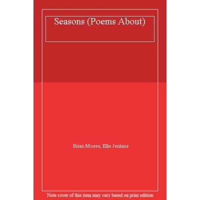 Seasons (Poems About) - [Livre en VO]