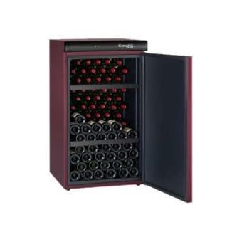 climadiff cvp 142 cave vin pose libre rouge bourgogne achat prix fnac. Black Bedroom Furniture Sets. Home Design Ideas