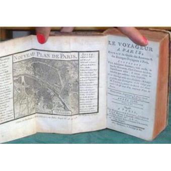 Le Voyageur A Paris Annee 1788 Broche Achat Livre Fnac