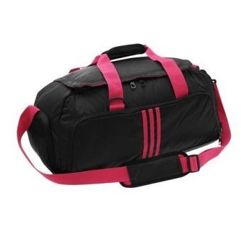 Housses Femme Adidas Noir Et Rose Sacs Sac De Sport Stripes 3 qEwxRRvtB4