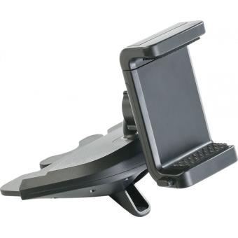 support pour smartphone sur lecteur cd voiture accessoire pour t l phone mobile achat prix. Black Bedroom Furniture Sets. Home Design Ideas