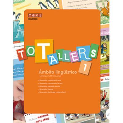 Tot Tallers Lengua Primària 1 2019 - [Livre en VO]