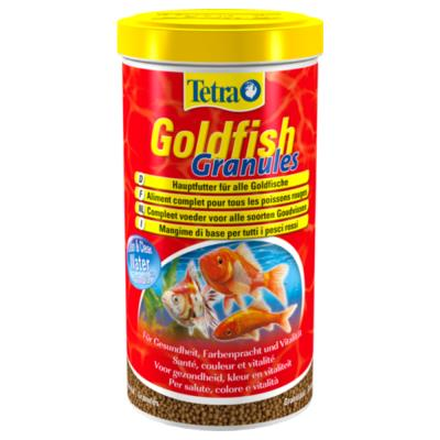 Tetra - Aliment Complet Goldfish Granules en Granulés pour Poissons Rouges - 1L