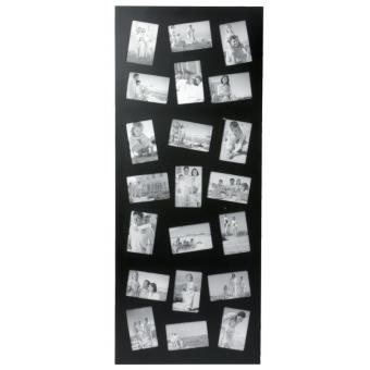 Superieur Pêle Mêle 21 Photos   Grand Cadre Multi Photos   Noir   Accessoire Photo    Achat U0026 Prix | Fnac