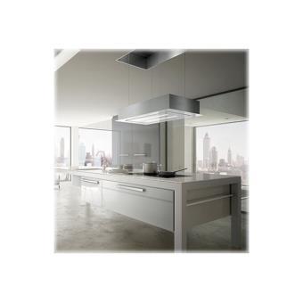 roblin skylift 900 hotte lot inox verre blanc achat prix fnac. Black Bedroom Furniture Sets. Home Design Ideas