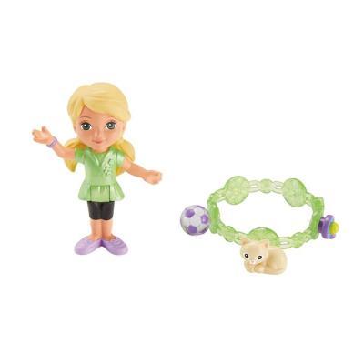 Figurine Dora and Friends : Alana Aventure Magique et charms Fisher-Price