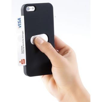Coque de protection pour iPhone 5 5S avec rangement carte