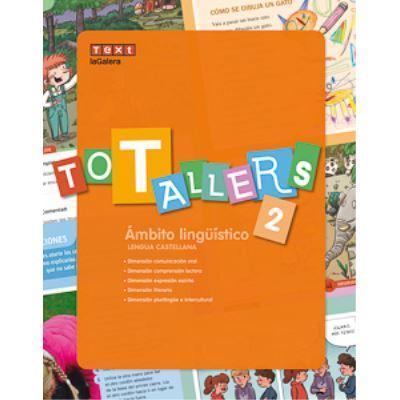 Tot Tallers Lengua Primària 2 2019 - [Livre en VO]